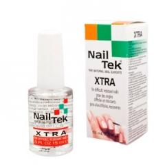 Концентрированная лечебная сыворотка с усиленной формулой кальция Нейл Тек Xtra Nail Tek