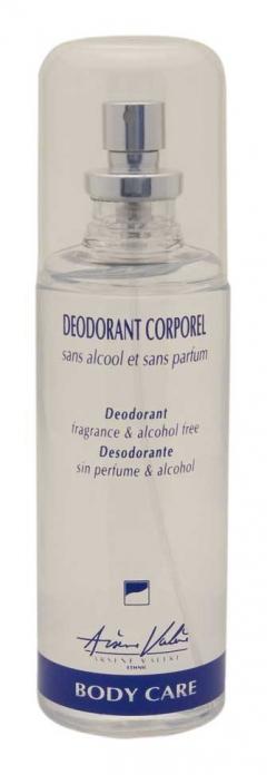 Дезодорант без ароматизаторов — без спирта Арсен Валер DEODORANT SANS PARFUM ET SANS ALCOOL Arsene Valere