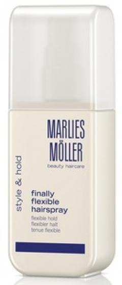 Лак для волос слабой фиксации Марлис Мёллер Finally Flexible Hairspray Marlies Moller