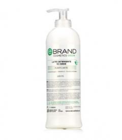 Очищающее молочко «Зеленый чай» для жирной и комбинированной кожи Ебренд Latte Detergente Purificante Tе Verde Ebrand