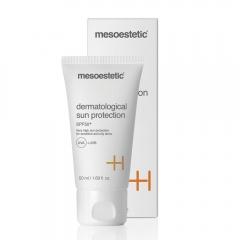Дерматологическое солнцезащитное средство SPF 50+ Мезоэстетик Dermatological sun protection Mesoestetic