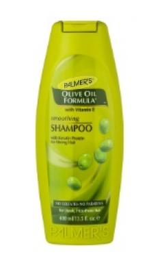 Разглаживающий шампунь с оливковым маслом Палмерс Olive Oil Formula Smoothing Shampoo Palmers