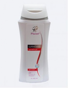 Шампунь Целебный Плазан Shampoo Healing Plazan