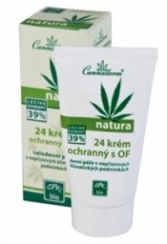 Защитный крем для лица Каннадерм Protective face cream Cannaderm