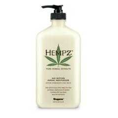 Антивозрастное увлажняющее молочко для тела Хемпз Age Defying Herbal Moisturizer Hempz