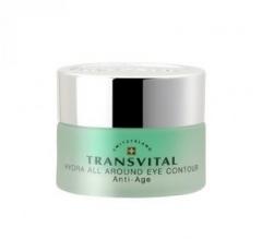 Увлажняющий антивозврастной крем для кожи лица Трансвитал Hydra All Around Cream Transvital