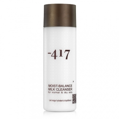 Нежное очищающее молочко для кожи лица Минус 417 Moist Balance Cleanser Minus 417
