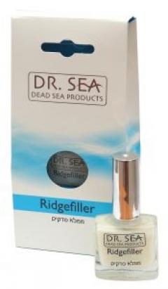 Средство для выравнивания поверхности ногтей Доктор Си Ridgefiller Dr. Sea