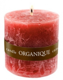 Ароматерапевтическая свеча Смородина Органик Candle Red Currant Organique