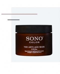 Маска для окрашенных волос Color Line Sono