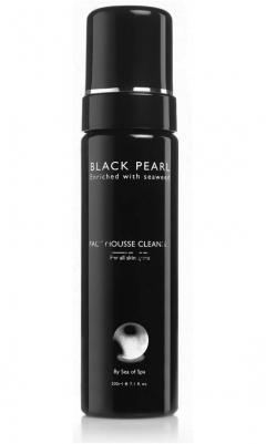 Очищающий мусс для лица Си Оф Спа Black Pearl Face Mousse Cleanser Sea Of Spa