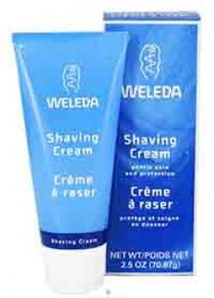 Крем для бритья Веледа Shaving Cream Weleda
