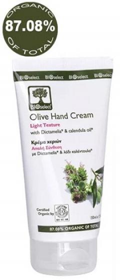 Нежный крем для рук БиоСелект Olive Hand Cream/ Light Texture BIOSelect