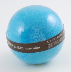 Шипучий шар для ванны Мужской Органик Bath Bomb Masculini Organique