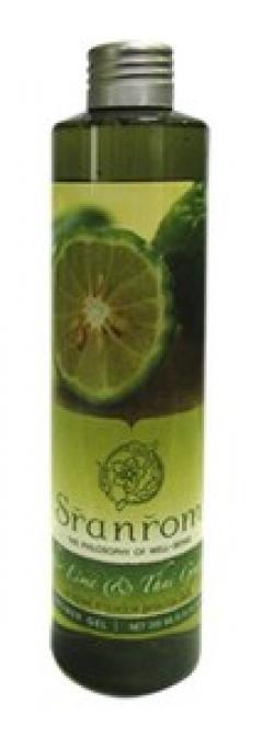 Гель для душа Лайм и грейпфрут Сранром Kaffir Lime & Thai Grapefruit Shower Gel Sranrom