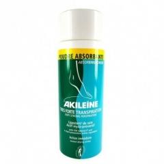 Абсорбирующая пудра для стоп Асепта Akileine Green Absorbing Powder Asepta