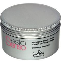 Крем с экстрактом индийского конского каштана Жан Клебер Sesto Senso Indian Chestnut Cream Jean Klebert