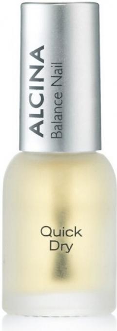 Основа и покрытие для ногтей Альцина Balance Nail QUICK DRY Alcina