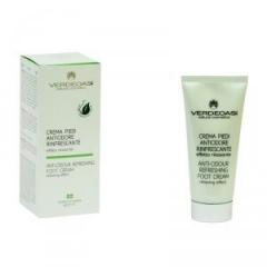 Крем для ног с расслабляющим эффектом Вердеоаси Anti-odour foot cream relaxing effect Verdeoasi