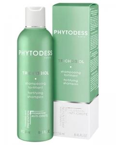 Трихобиол Укрепляющий шампунь против выпадения волос для ослабленных и поврежденных волос всех типов Фитодесс Trichobiol Fortifying Shampoo Phytodess