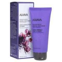 """Крем для рук минеральный """"Весенний Цвет"""" Ахава Mineral Hand Cream Spring blossom AHAVA"""