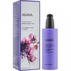 """Лосьон для тела минеральный """"Весенний цветок"""" Ахава Mineral Body Lotion Spring Blossom AHAVA"""