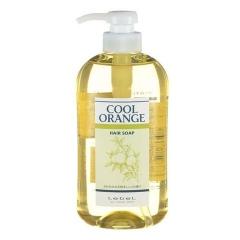 """Шампунь для волос """"Супер холодный апельсин"""" Лебел Cool Orange Hair Soap SC Lebel"""