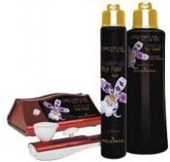 Шампунь-кондиционер для волос с маслом орхидеи Клерал Систем Orchid Oil All in One Shampoo and Conditioner Kleral System
