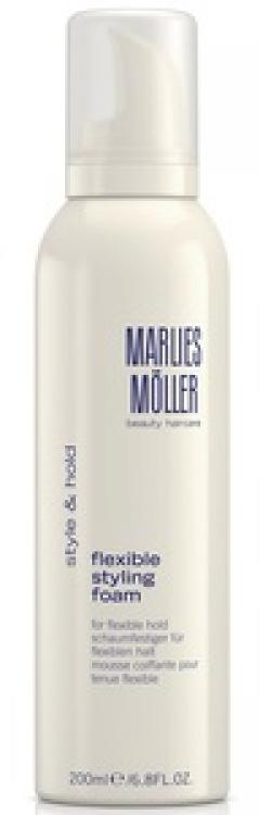 Пена для укладки слабой фиксации Марлис Мёллер Flexible Styling Foam Marlies Moller