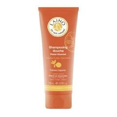 Шампунь-гель Свежесть цитруса Лено Shampoo-shower gel Citrus freshness Laino