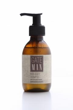 Шампунь для волос и тела Эмеби GATE MAN Hair-Body Shampoo Emmebi
