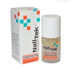 Лечебное базовое покрытие для очень слабых и тонких ногтей Нейл Тек Foundation XTRA Nail Tek