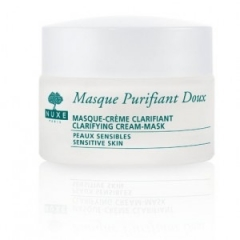 Очищающая маска Нюкс Soins Demaquillants Clarifying cream-mask Nuxe