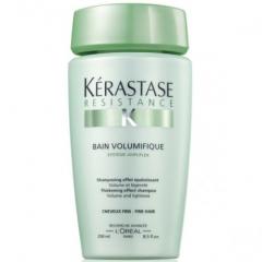 Уплотняющий шампунь-ванна для придания объема тонким волосам Керастаз Resistance Volumifique Shampoo Kerastase