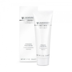 Интенсивный скраб для лица Янссен Intensive Face Scrub Janssen