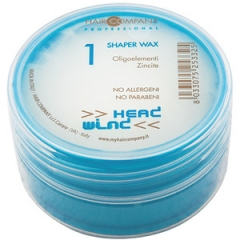Моделирующий воск средней фиксации Хаир Компани Head Wind Shaper Wax1 Hair Company