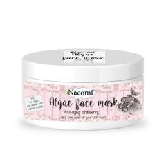 Маска Для Лица Альгинатная Против Морщин - Клюква Накоми Face Mask Alginate Anti-wrinkle — Cranberry Nacomi