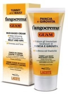 Фанго крем «для живота и талии» Гуам Pancia e Girovita Guam