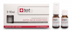 Гиалуроновая кислота + Анти-акне комплекс Тете Hyaluronic acid + Anti-acne complex Tete