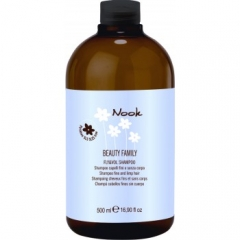 Шампунь для придания объема для тонких волос Максима Nook Fly & Vol Shampoo Maxima