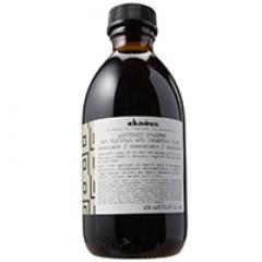 """Шампунь """"АЛХИМИК"""" для натуральных и окрашенных волос (шоколад) Давинес Alchemic System tonal chocolate shampoo Davines"""