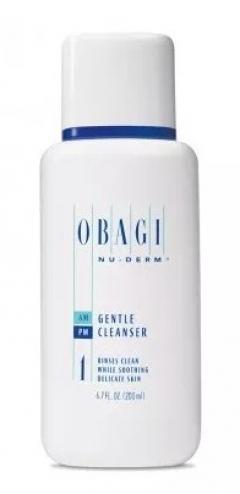 Очищающее средство для нормальной/сухой кожи Обаджи Nu-Derm Gentle Cleanser Normal to Dry Obagi
