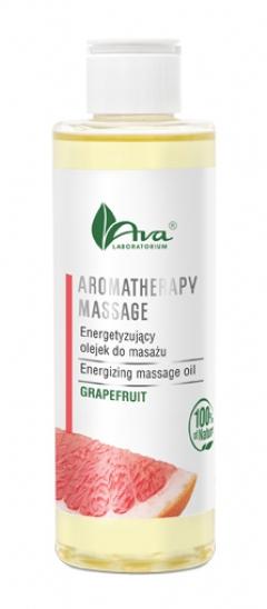 Энергизирующее массажное масло с грейпфрутом АВА Лабораториум Energizing massage oil — GRAPEFRUIT AVA Laboratorium