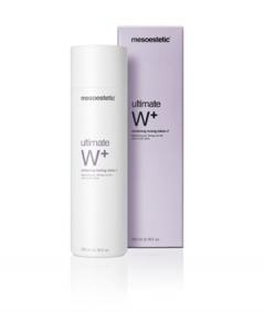 Осветляющий тонизирующий лосьон Мезоэстетик ultimate W+ whitening toning lotion Mesoestetic
