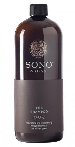 Шампунь для волос с аргановым маслом Argan Line Sono