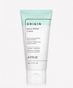 Увлажняющий рельефный крем Origin Moist Relief Cream А-True