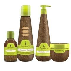 Праздничный восстанавливающий набор Макадамия Нейчерал Ойл Classic Holiday Promo Macadamia Natural Oil