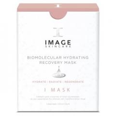 Биомолекулярная гидрогелевая маска Имидж Скинкеа Biomolecular hydrating recovery mask Image Skincare