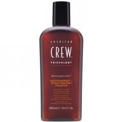 Шампунь против перхоти для жирной кожи головы Американ Крю Anti Dandruff + Sebum Control Shampoo American Crew