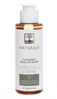 Очищающая мицеллярная вода для лица БиоСелект Naturals Micellar Water BIOSelect